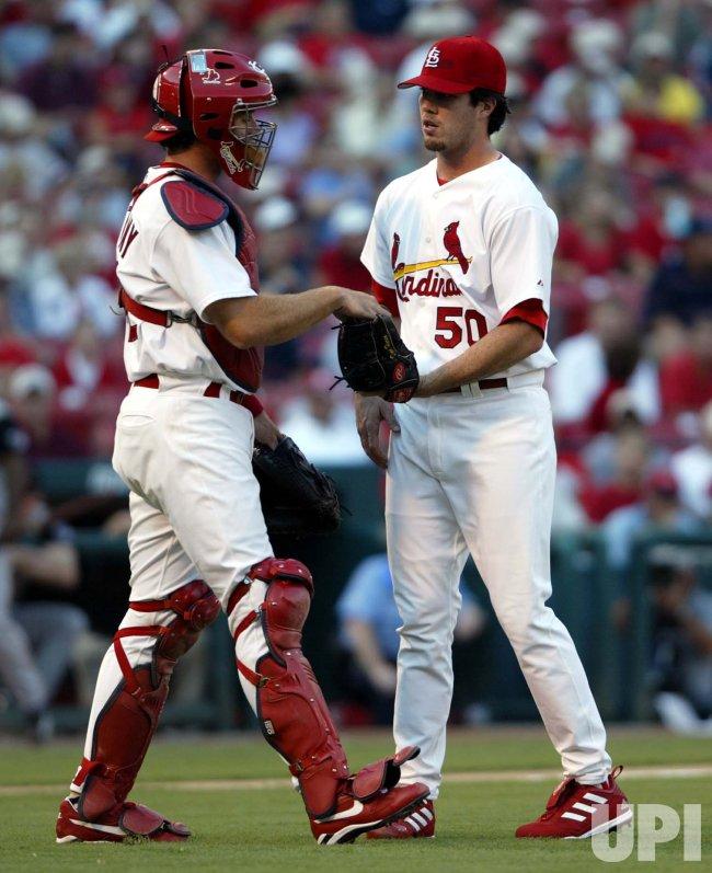 05ea88ec8f4a Toronto Blue Jays vs St. Louis Cardinals baseball - UPI.com