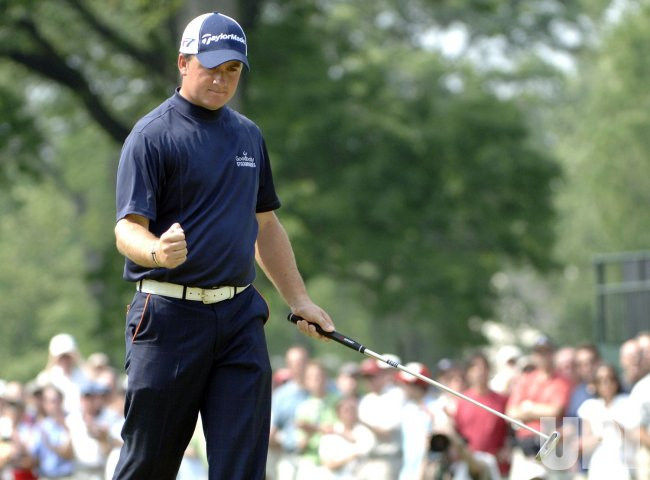 2006 U.S. OPEN THIRD ROUND AT WINGED FOOT GOLF CLUB