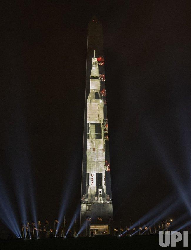 apollo 11 space mission washington monument - photo #26