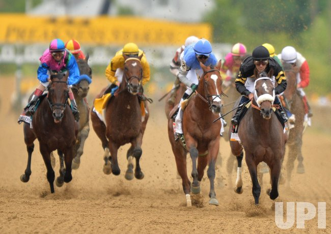 Oxbow 138th Preakness Stakes in Baltimore, Maryland