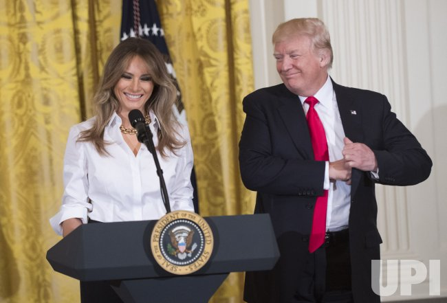 Military Mother's Day Event at the White House