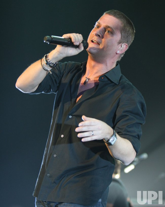 Rob Thomas and Matchbox Twenty in Las Vegas