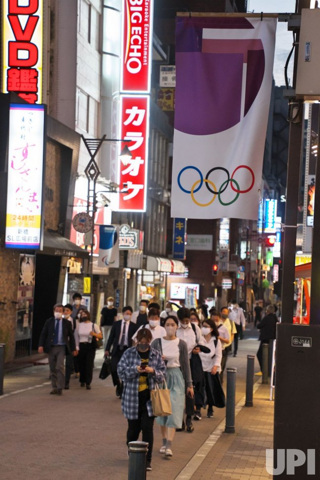 Japan Lifts Covie Emergency One Month Before the Olympics