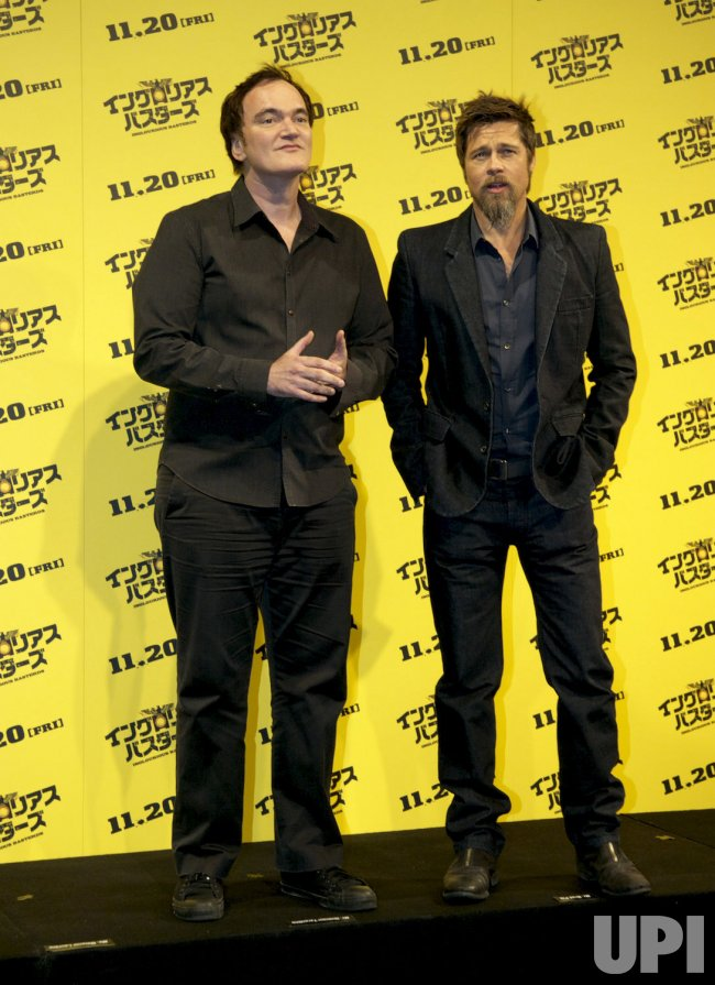 """Inglourious Basterds"" Japan premiere"