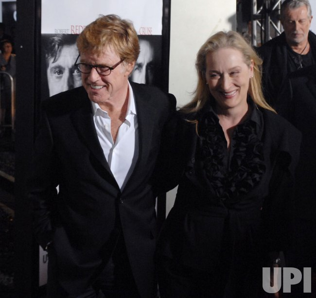 """Lions for Lambs"" screening in Los Angeles"