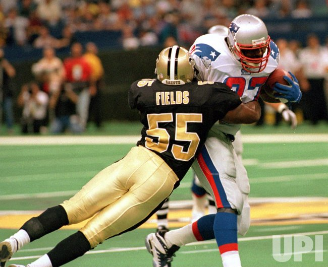 New England Patriots - New Orleans Saints Football