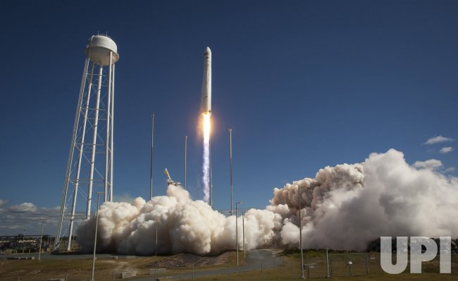 NASA Launches Cargo to Space Station