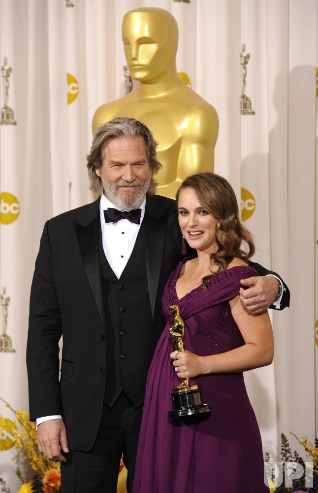 Best Actress Natalie Portman at the 83rd annual Academy Awards in Hollywood