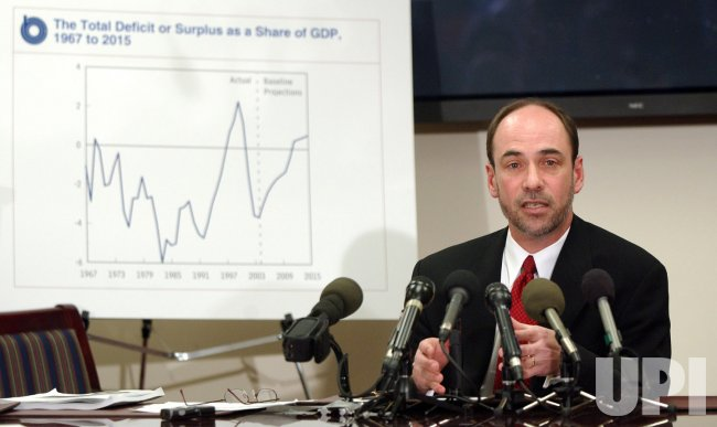 CONGRESSIONAL BUDGET OFFICE RELEASES BUDGET OUTLOOK