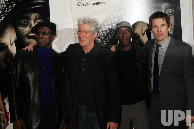 """The Cast arrives at """"Brooklyn's Finest"""" Premiere in New York"""