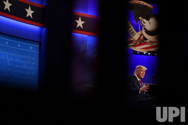 Presidential Debate at Belmont University in Nashville, Tennessee