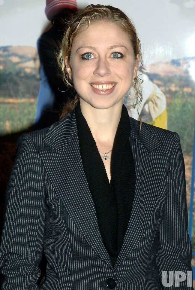 CHELSEA CLINTON AT U.N. GALA