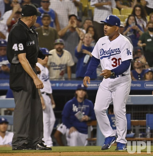 Kenley Jansen Blows Another Save as Giants Rally to Beat Dodgers