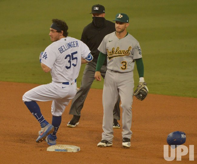 Buehler Looks Playoff Ready, Dodgers Beat Athletics 5-1