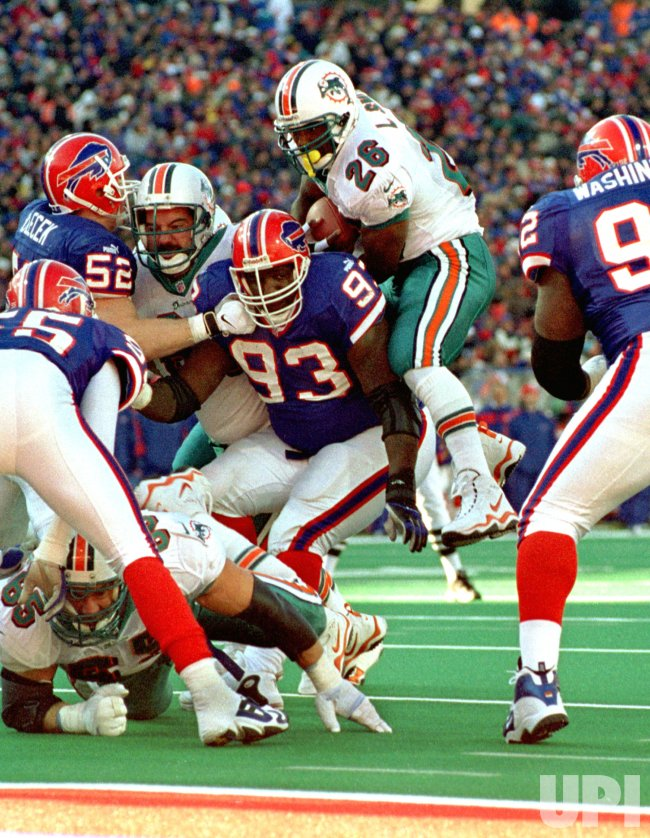 Miami Dlophins vs. Buffalo Bills