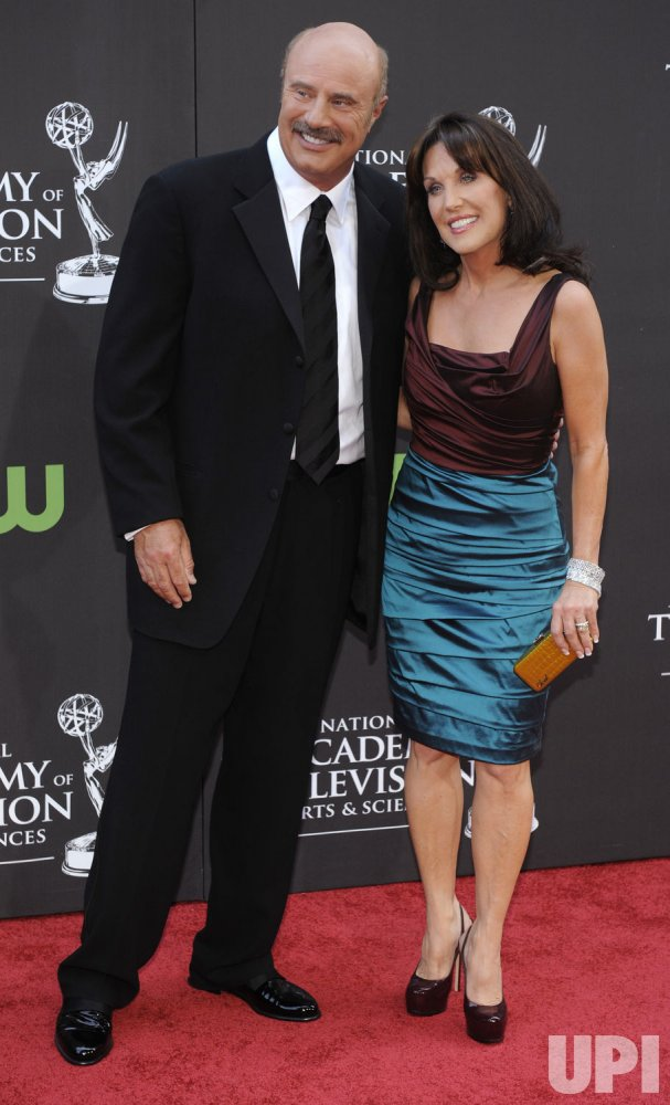 36th Annual Daytime Emmy .Awards held in Los Angeles