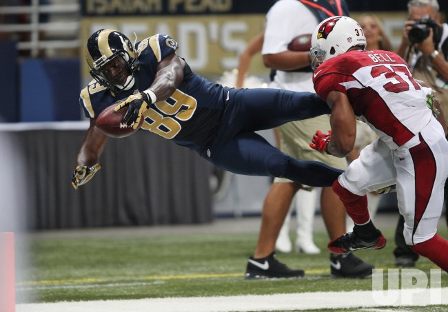 Arizona Cardinals vs St. Louis Rams
