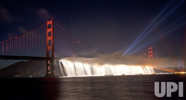 Golden Gate Bridge turns 75