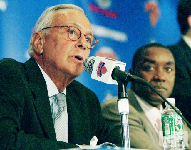 LARRY BROWN NEW KNICKS COACH