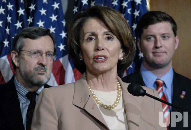 HOUSE DEMOCRATS SPEAK ON IRAQ SUPPLEMENTAL IN WASHINGTON