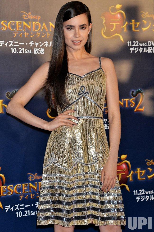 """""""Descendants 2"""" event in Tokyo"""