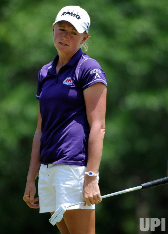 Round one of the Women's U.S. Open at Pinehurst No. 2 in North Carolina