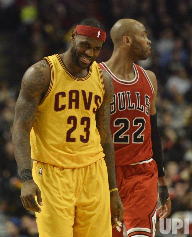 Cleveland Cavaliers vs. Chicago Bulls