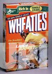 Lance Armstrong on Wheaties box