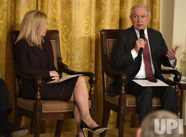 AG Jeff Sessions speaks at White House opioid crisis summit