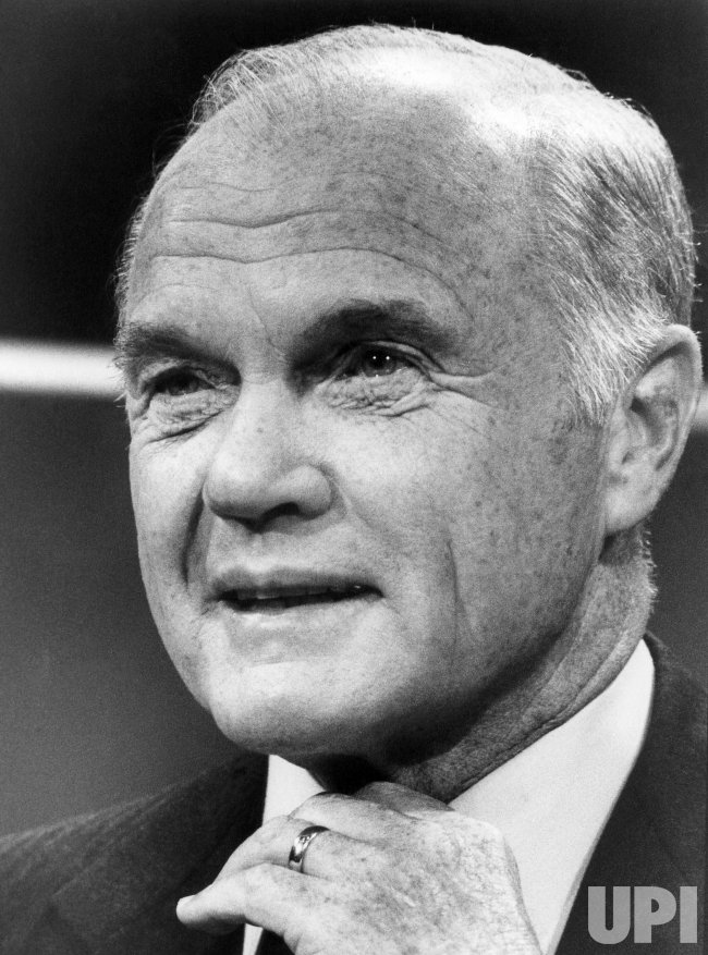 "JOHN GLENN APPEARING ON ""FACE THE NATION"""