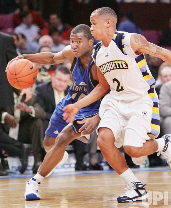 Big East Championship Seton Hall vs Marquette