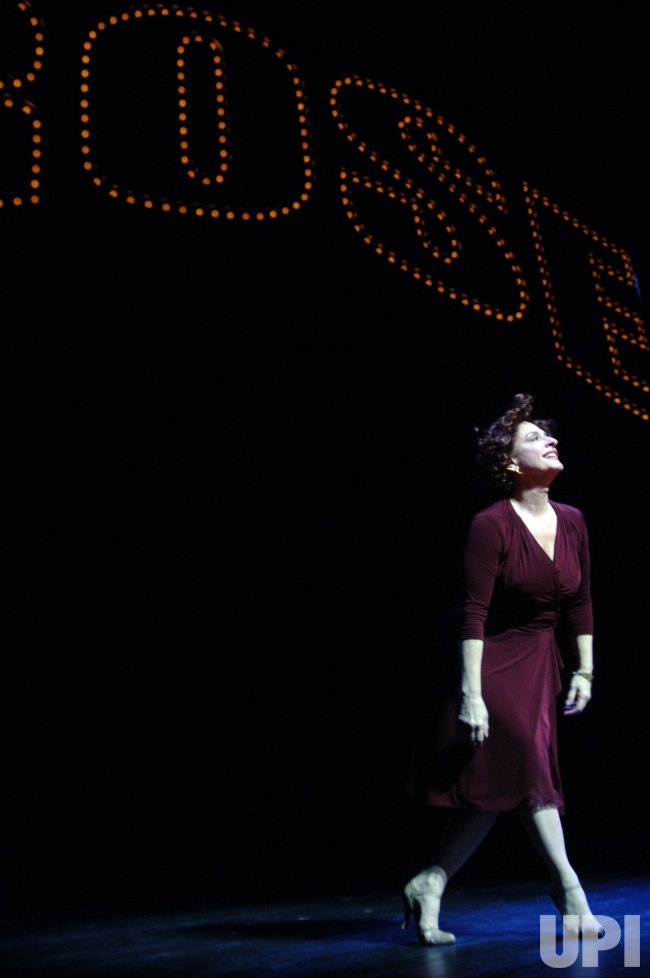 """Patti Lupone opens in Broadway musical revival of """"Gypsy"""" in New York"""