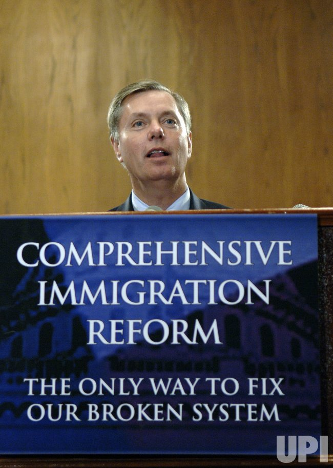 SENATORS ON IMMIGRATION REFORM