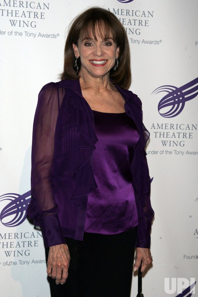 Valerie Harper arrives for the 2010 American Theatre Wing Gala in New York