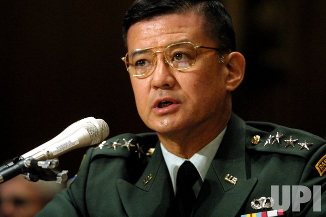 General Eric Shinseki, Chief of Staff, U. S. Army