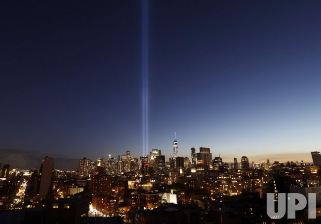 19th Anniversary of the 9/11 Terrorist Attacks in New York