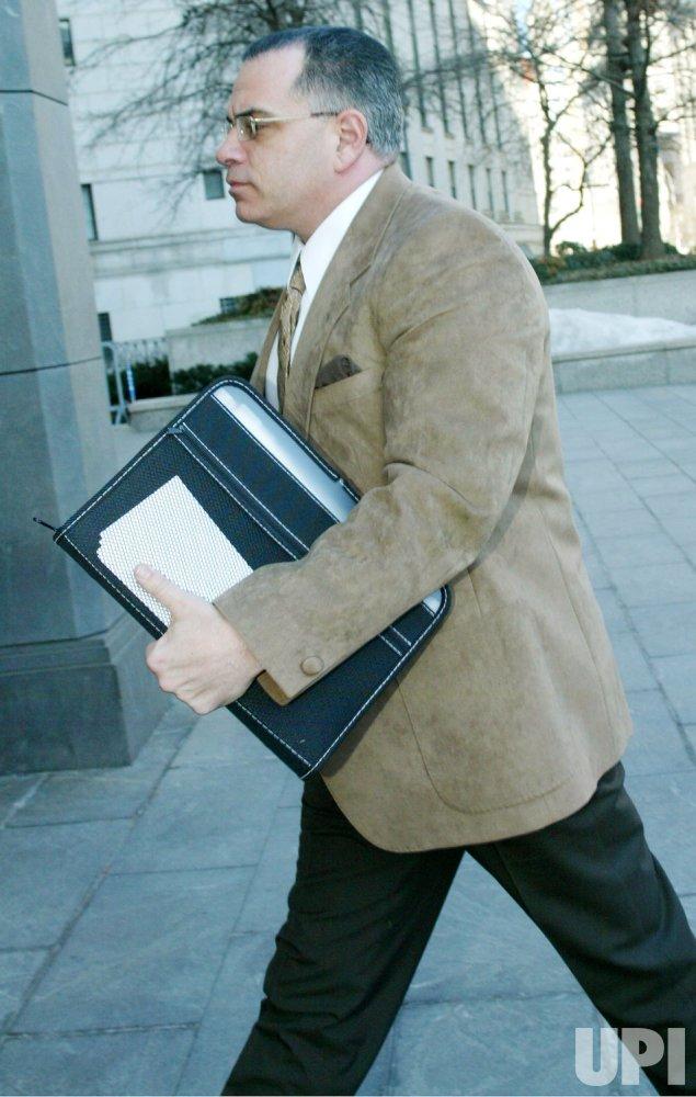 JOHN GOTTI JR ARRIVES TO COURT FOR RETRIAL