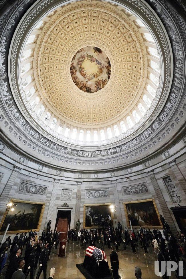 John Lewis Memorial at the U. S. Capitol