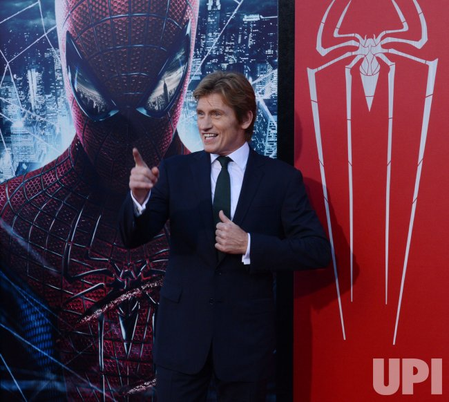 "Denis Leary attends ""The Amazing Spider-Man"" premiere in Los Angeles"