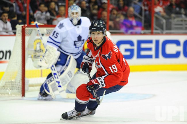 Washington Capitals vs Toronto Maple Leafs in Washington