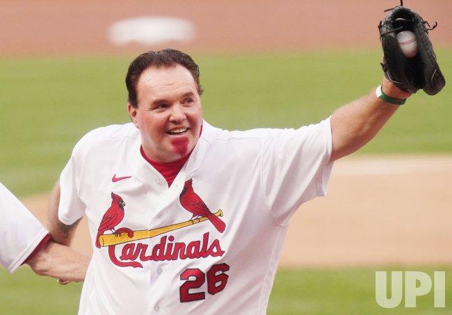 Former St. Louis Cardinals Scott Spiezo