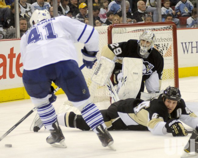 Toronto Maple Leafs vs Pittsburgh Penguins