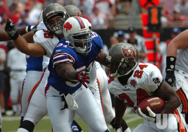 BUFFALO BILLS V. TAMPA BAY BUCCANEERS