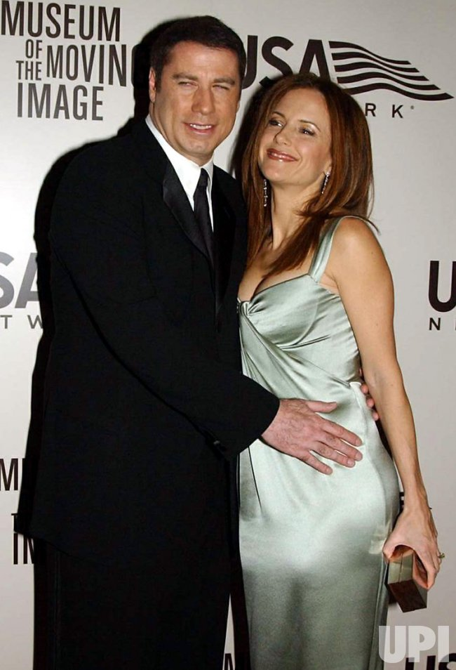 JOHN TRAVOLTA HONORED BY AMERICAN MUSEUM OF THE MOVING IMAGE