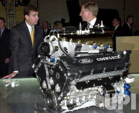 PRINCE ANDREW TOURS EXHIBIT SHOWCASING BRITISH INNOVATIONS