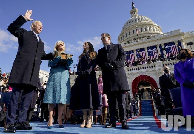 59th Presidential Inauguration in Washington DC
