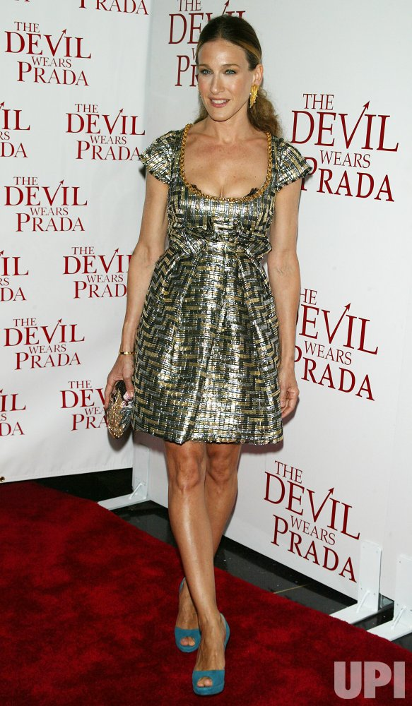 """THE DEVIL WEARS PRADA"" PREMIERE"