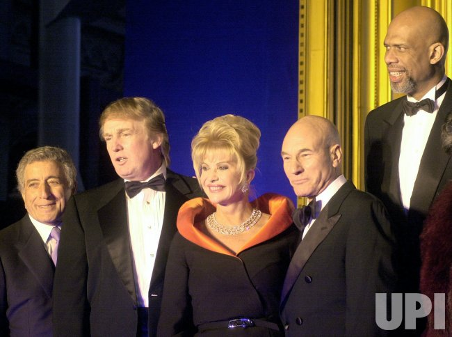CELEBRITIES WHO POSED FOR MADAME TUSSAUD'S ATTEND OPENING