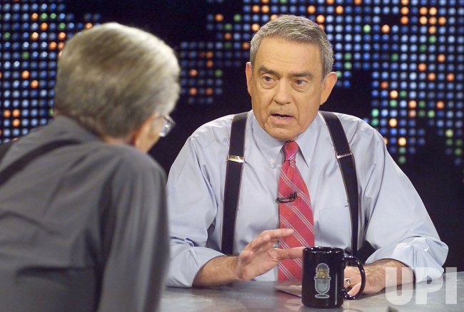 DAN RATHER INTERVIEWED ON LARRY KING