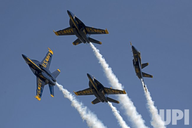 Great Florida Air Show in Melbourne, Florida